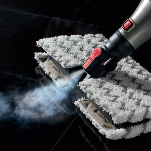 How steam mop works