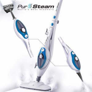Steam Mop Cleaner ThermaPro 10-in-1 - best multi-purpose steam cleaner machine