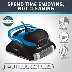 Best robot in-ground pool cleaner