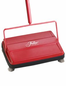 Fuller Brush Electrostatic